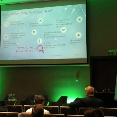 Sesja: Mieszkaniec jako interfejs cyfrowej przestrzeni miasta – Internet Rzeczy w praktyce